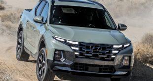2022 Hyundai Santa Cruz