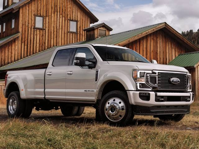 2023 Ford F-250 side