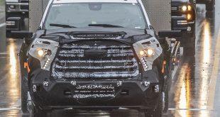 2023 Chevy Silverado HD front